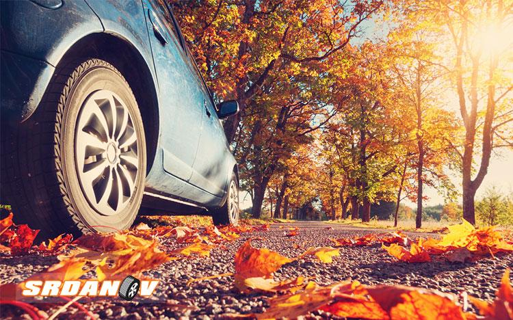 Priprema automobila za jesen u 5 koraka